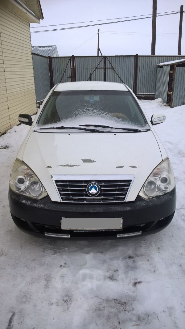 Geely Vision, 2008 год, 120 000 руб.