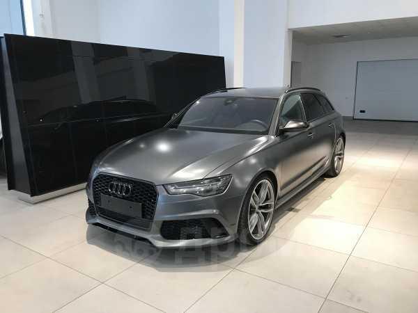 Audi RS6, 2015 год, 4 999 999 руб.