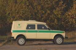 Барнаул 4x4 2131 Нива 2006