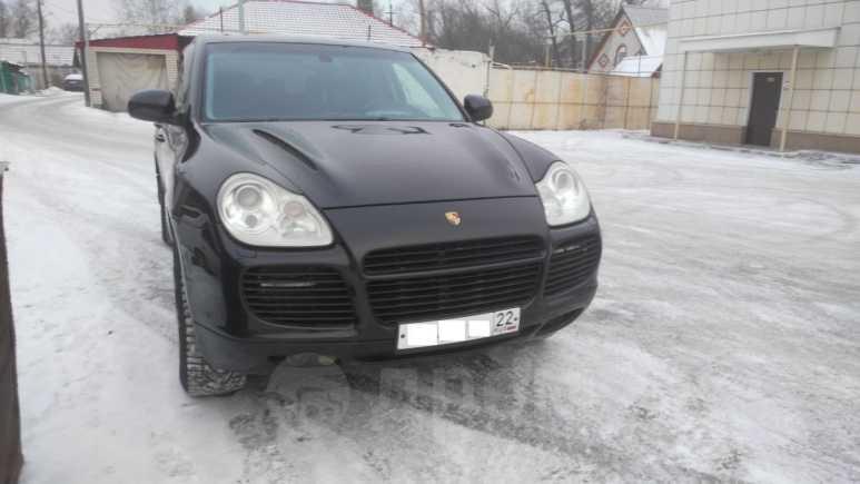Porsche Cayenne, 2005 год, 799 000 руб.