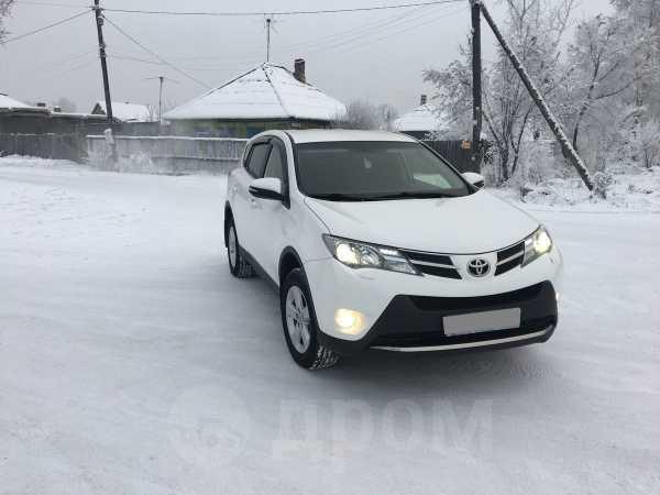 Toyota RAV4, 2013 год, 1 377 000 руб.