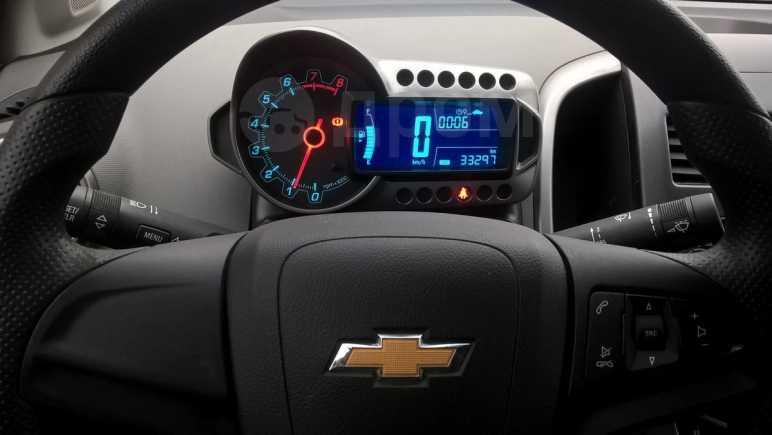 Chevrolet Aveo, 2015 год, 494 000 руб.