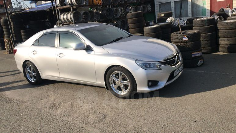 Toyota Mark X, 2010 год, 880 000 руб.