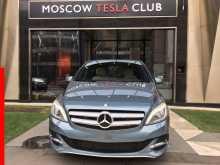 Москва Mercedes 2014