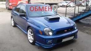 Иркутск Импреза WRX 2000