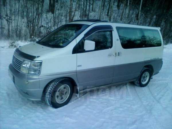 Nissan Elgrand, 1998 год, 450 000 руб.