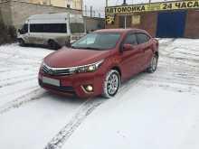 Челябинск Corolla 2013