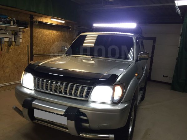 Toyota Land Cruiser Prado, 2000 год, 350 000 руб.