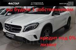 Новосибирск GLA-класс 2016