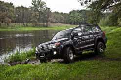 Октябрьский Land Cruiser 2013