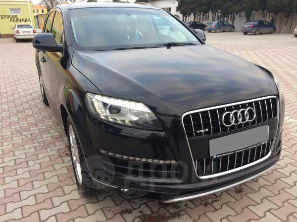 Audi Q7, 2013 год, 1 550 000 руб.