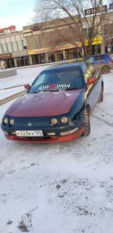Красноярск Интегра 1993