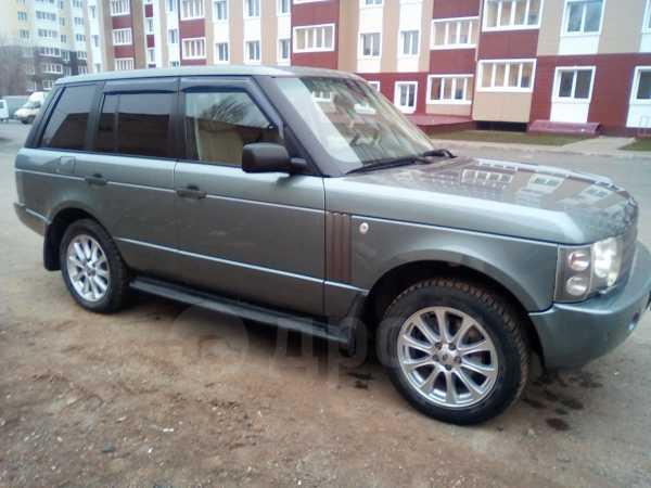 Land Rover Range Rover, 2003 год, 520 000 руб.