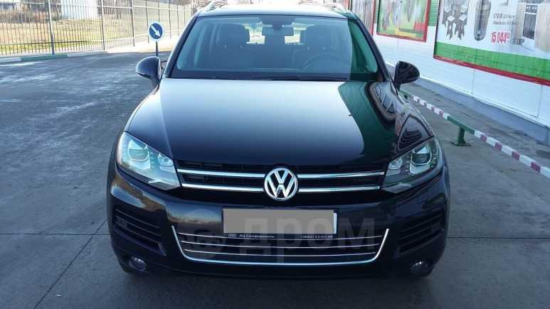 Volkswagen Touareg, 2013 год, 1 650 000 руб.