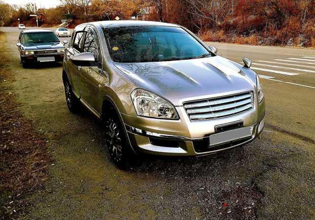 Nissan Dualis, 2008 год, 685 000 руб.