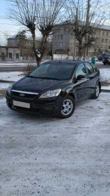 Улан-Удэ Форд Фокус 2011