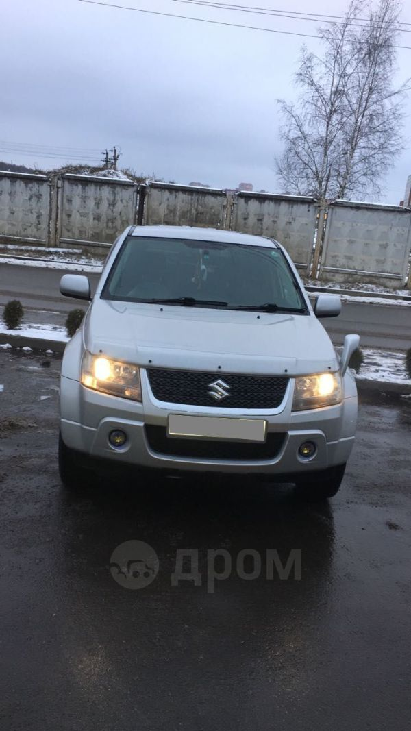 Suzuki Escudo, 2008 год, 650 000 руб.