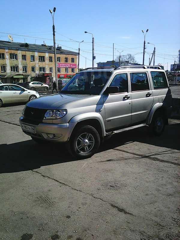 УАЗ Патриот, 2011 год, 475 000 руб.