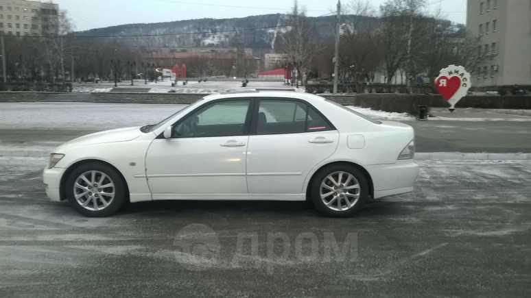 Lexus IS200, 1999 год, 385 000 руб.