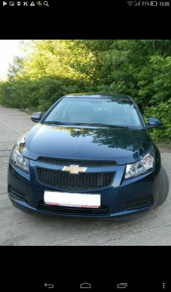 Chevrolet Cruze, 2011 год, 405 000 руб.