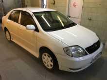 Дальнереченск Corolla 2000