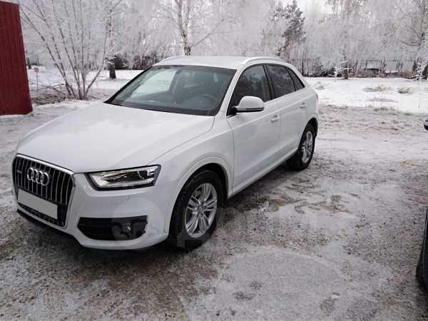 Audi Q3, 2012 год, 1 075 000 руб.