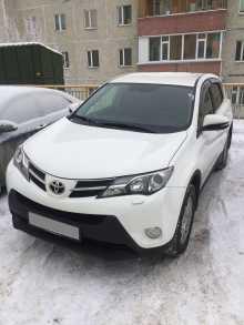 Сургут Тойота РАВ4 2015