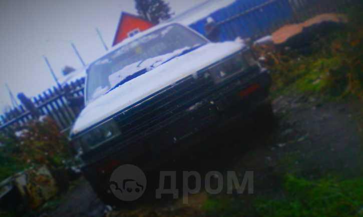 Nissan Bluebird, 1987 год, 24 000 руб.