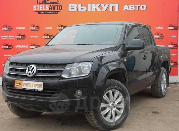 Volkswagen Amarok, 2011 год, 870 000 руб.
