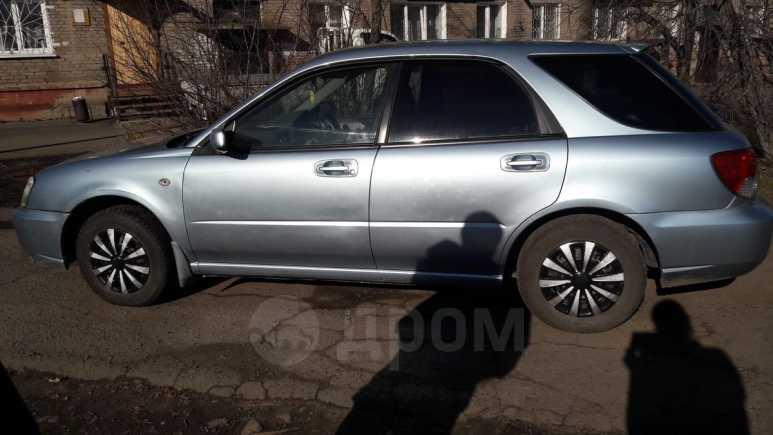 Subaru Impreza, 2003 год, 230 000 руб.