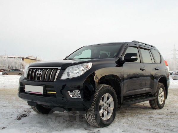 Toyota Land Cruiser Prado, 2010 год, 1 750 000 руб.