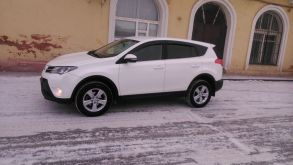 Омск Тойота РАВ4 2013