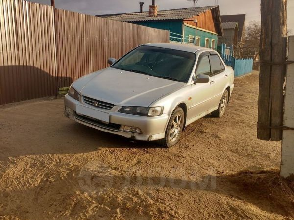Honda Accord, 2000 год, 250 000 руб.