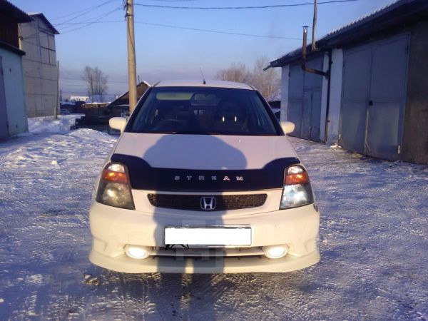 Honda Stream, 2003 год, 300 000 руб.