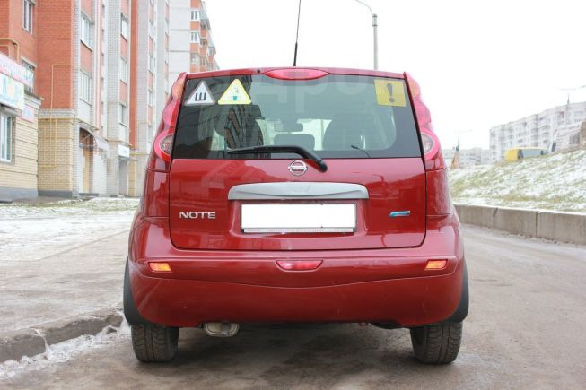Nissan Note, 2011 год, 387 000 руб.