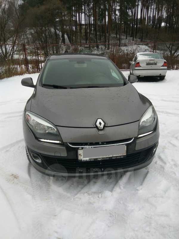 Renault Megane, 2012 год, 500 000 руб.