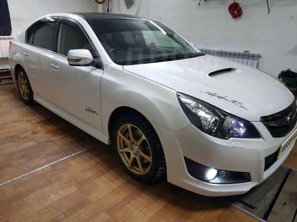 Subaru Legacy B4, 2010 год, 800 000 руб.