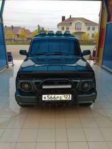 Краснодар 4x4 2121 Нива 1996