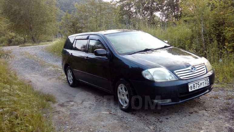 Toyota Corolla Fielder, 2003 год, 280 000 руб.