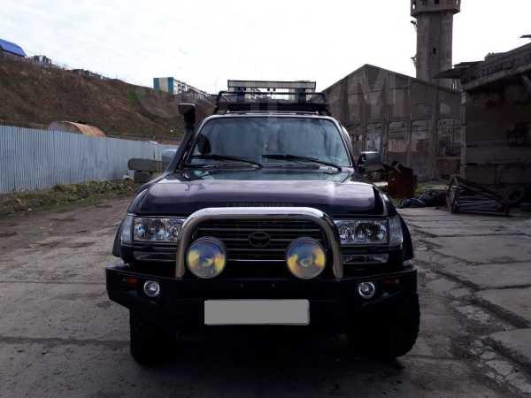 Toyota Land Cruiser, 1996 год, 755 000 руб.