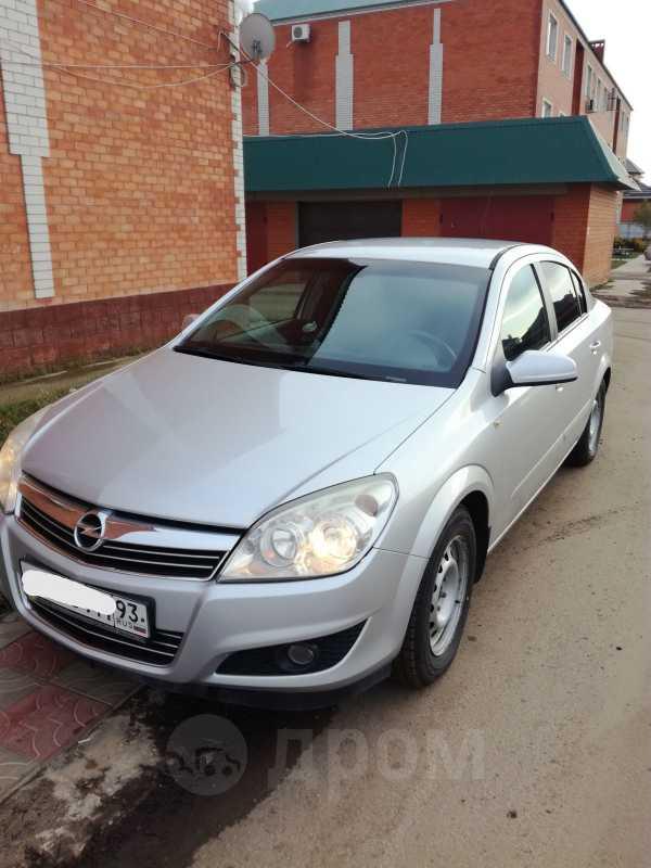 Opel Astra, 2008 год, 337 000 руб.