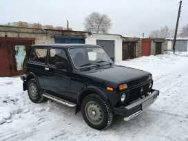 Курган 4x4 2121 Нива 2012