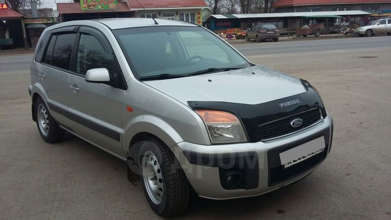 Ford Fusion, 2006 год, 370 000 руб.