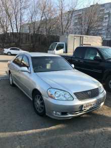 Владивосток Марк 2 2001