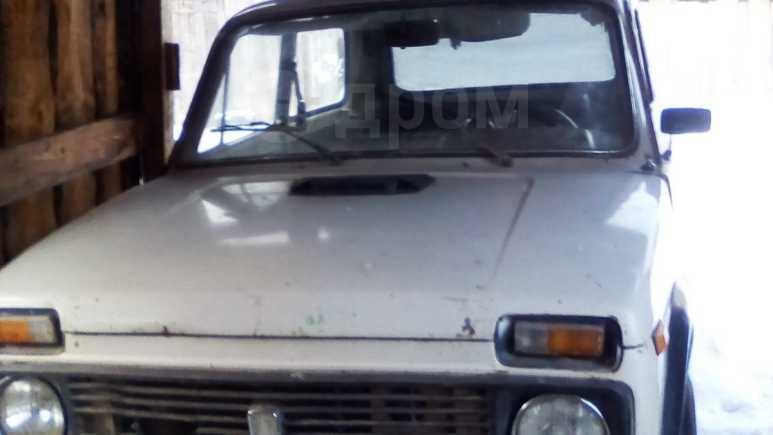 Лада 4x4 2121 Нива, 1986 год, 35 000 руб.