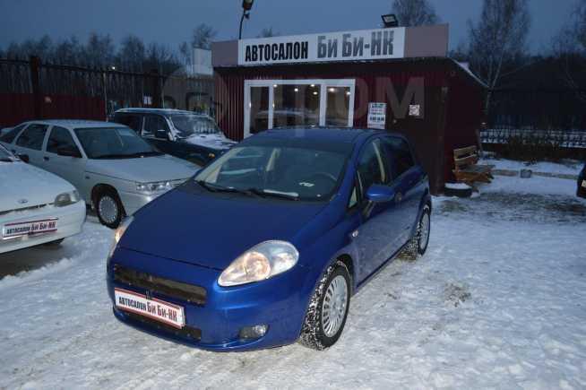 Fiat Punto, 2007 год, 179 000 руб.