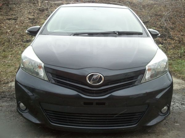 Toyota Vitz, 2012 год, 495 000 руб.