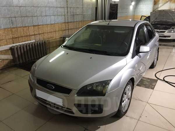 Ford Focus, 2005 год, 205 000 руб.