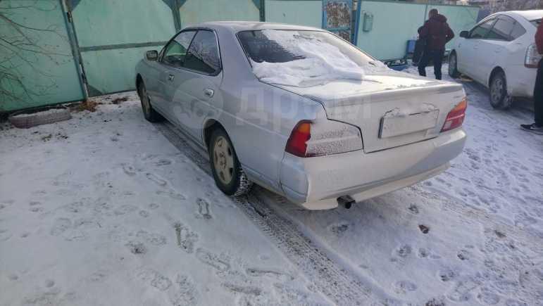 Nissan Laurel, 1998 год, 105 000 руб.