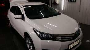 Нижневартовск Corolla 2013